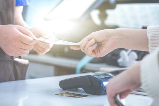 Errores al usar tarjetas de crédito