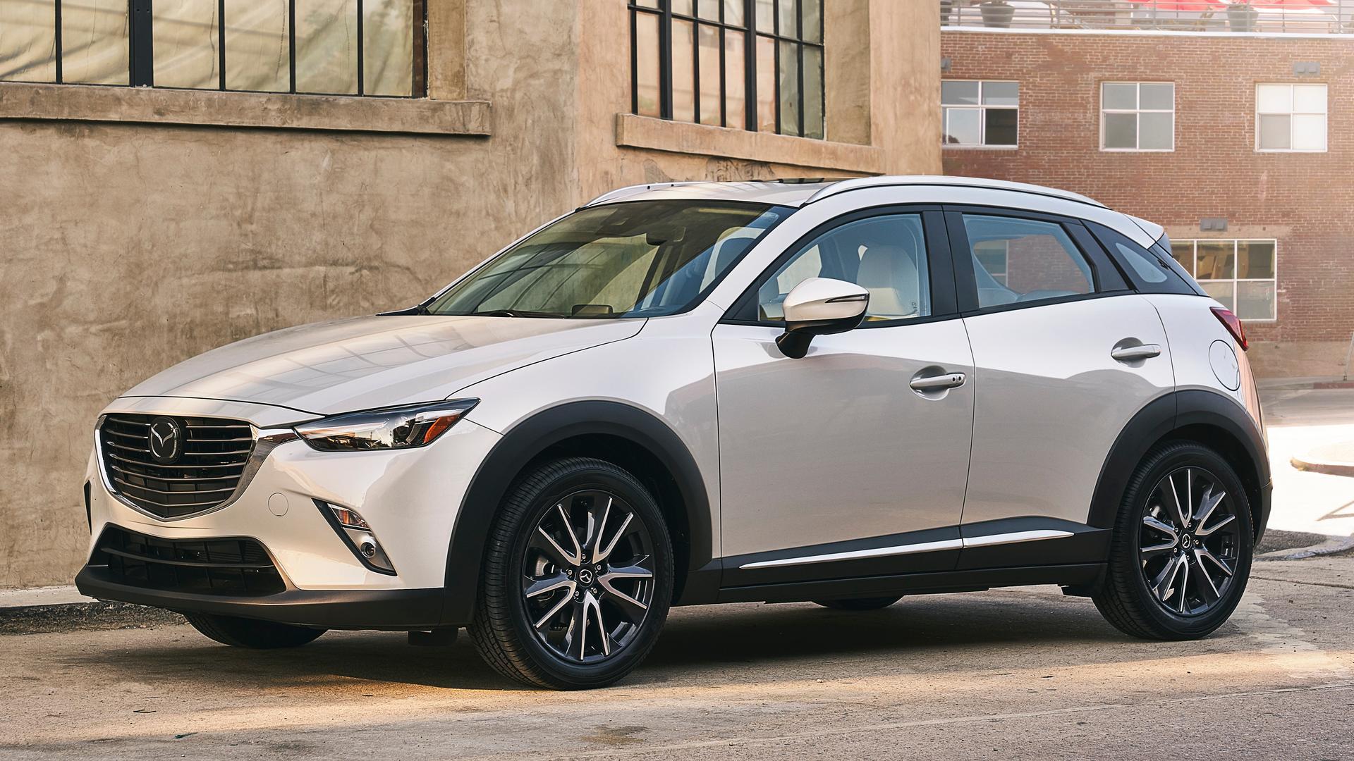 Comparativo Entre Mazda Cx 3 y Honda HRV