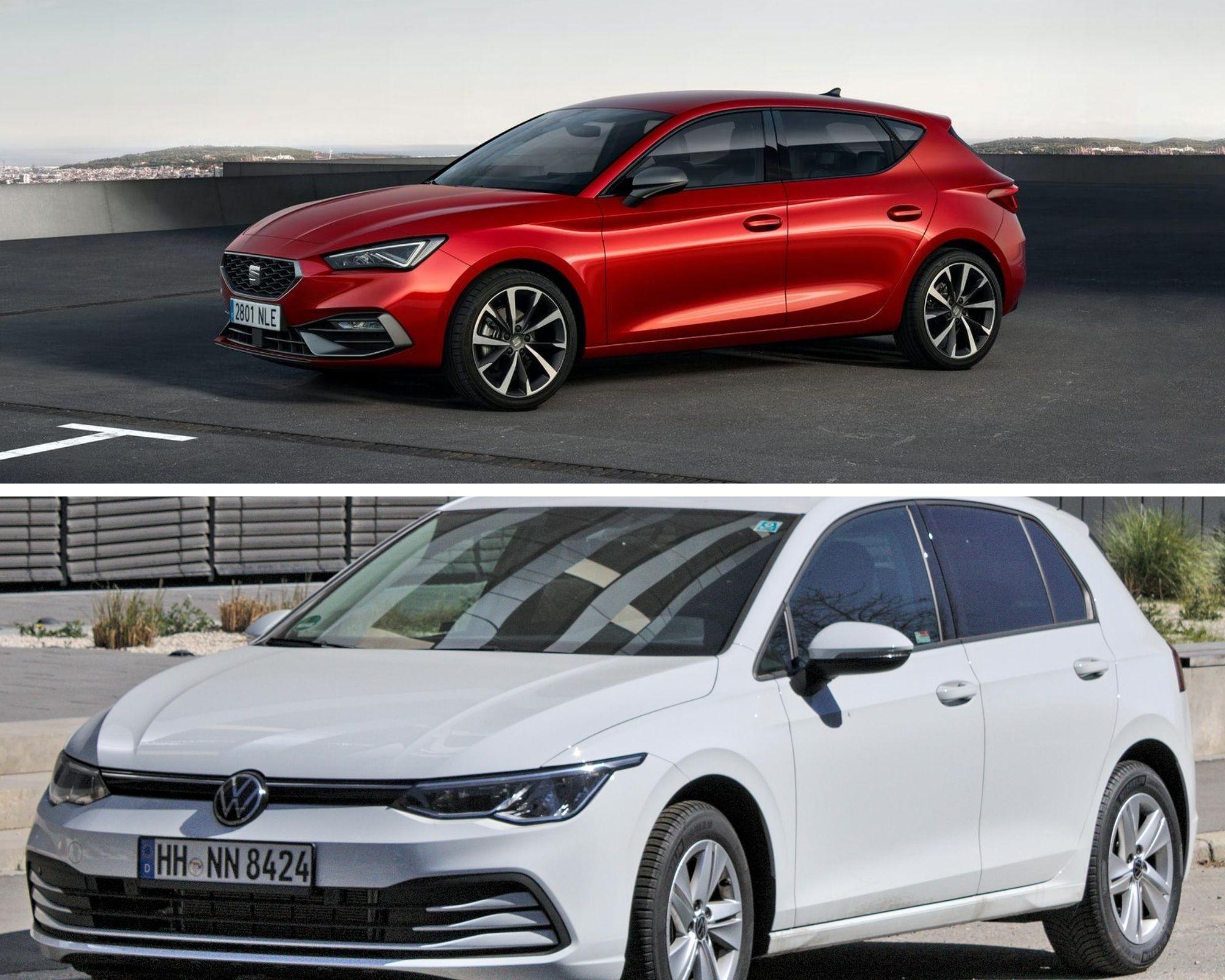 Volkswagen vs Seat: ¿con cuál me prestan más dinero?