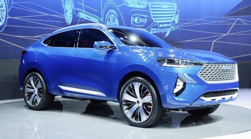 Haval Concept: Un Auto que se Mueve con la Mente